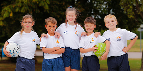 Welcome to the King James Academy Royston Website